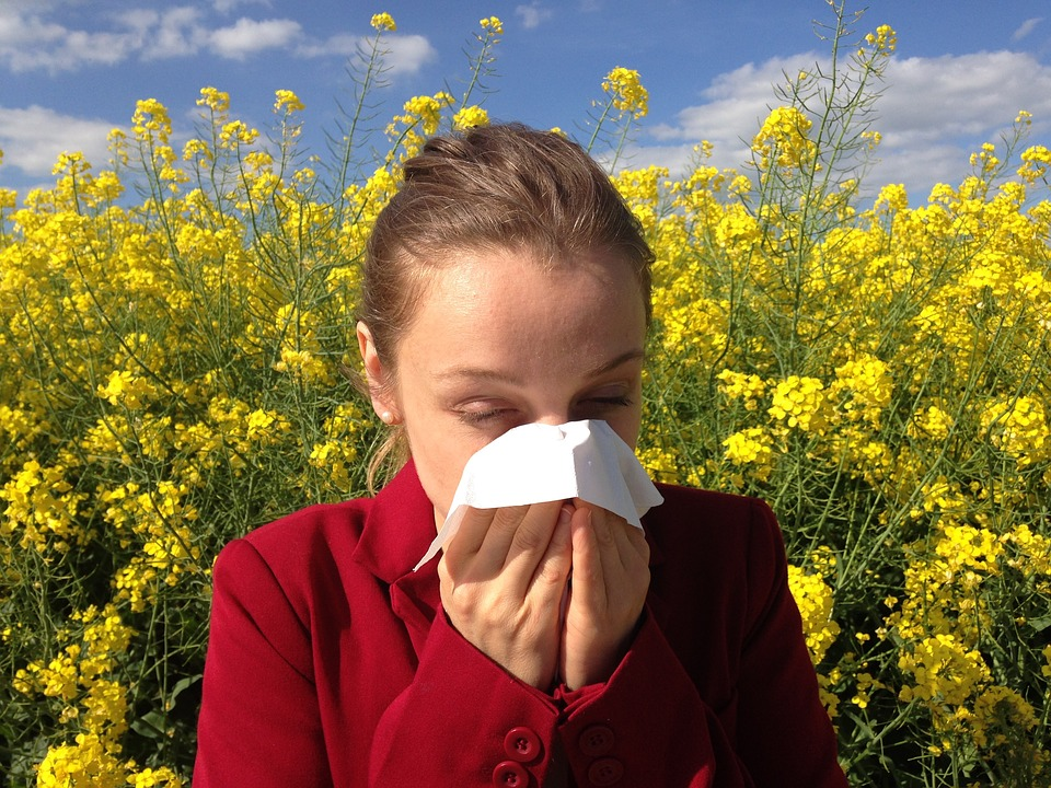 Sprej za oči za alergiju